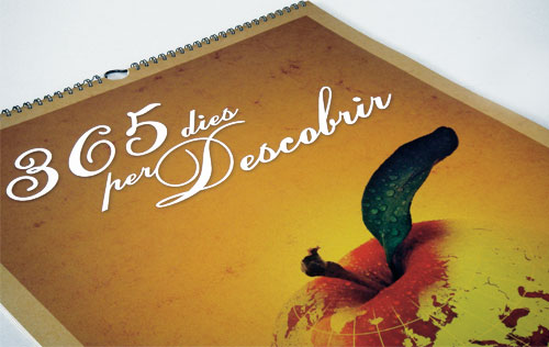 Calendario 365.Calendario 365 Dias Per Descobrir Your Design Graphic In Ibiza