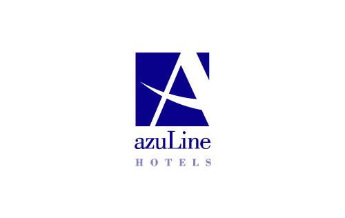 Azuline Hoteles. Tu logo en Ibiza. Logotipos. Margen Arts ...